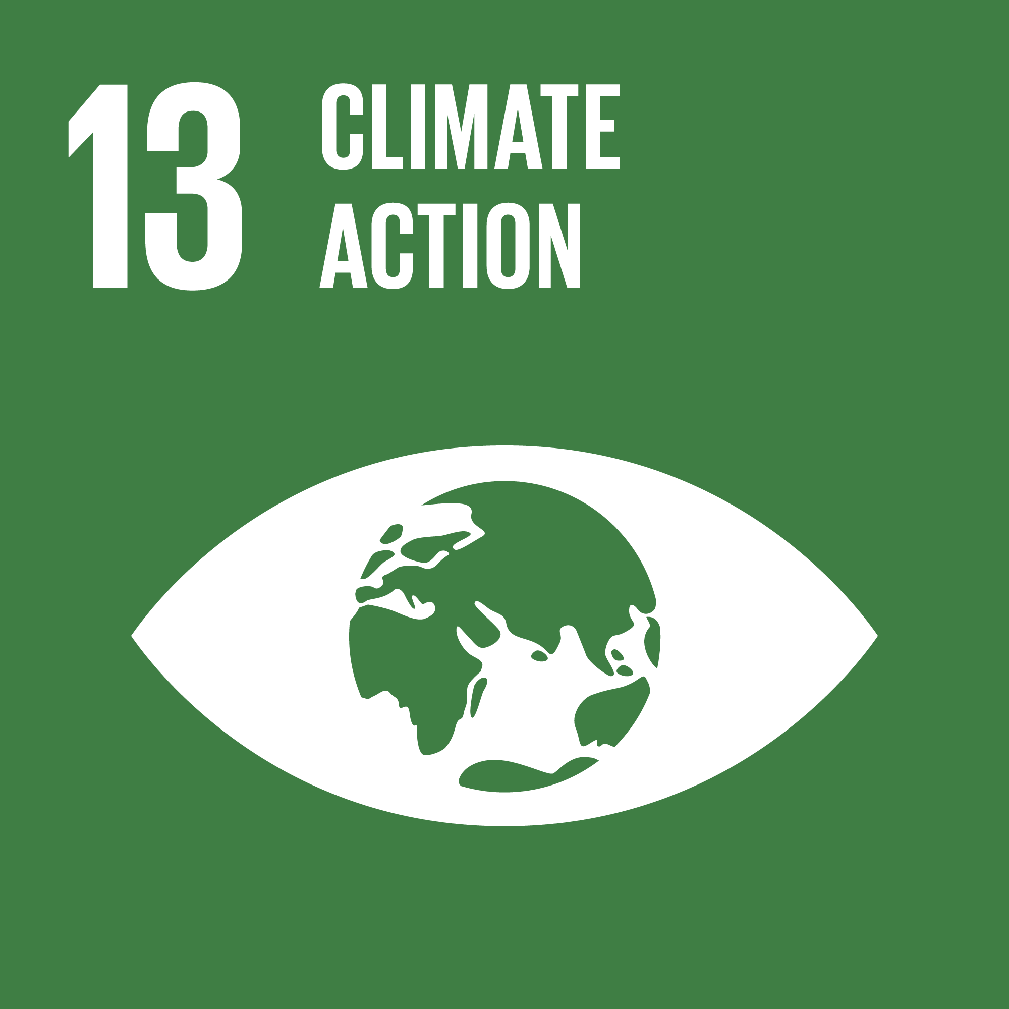 Agenda 2030 goal number 13: climate action